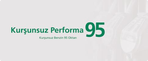 Kurşunsuz Performa 95